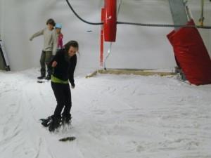 Free Snowboarding