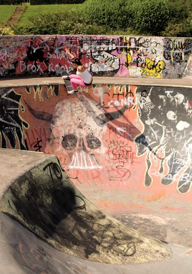 Becky Jacques Skull Bowl